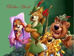 Perhaps Maid Marian wasn't entirely faithful to Robin Hood
