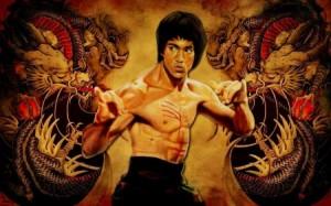 Bruce Lee, a Chinese nan ren
