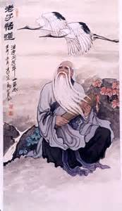 Lao zi was  the founder of the Chinese philosophy/religion Daoism
