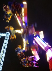 xia si wo le! That ride was scary