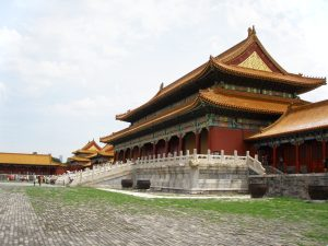 tourists need to be careful around hotspots like the forbidden city